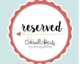 Reserved listing for Jennifer - 180 faith charms and 180 necklace chains. Bulk