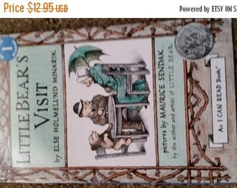 Little Bears Visit---Classic Childrens Book-- 15-40% off Patterns n Book SALE