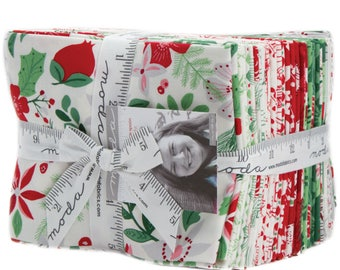 Merry Merry 27 Fat Quarter Bundle by Kate Spain for Moda Fabrics 27270AB