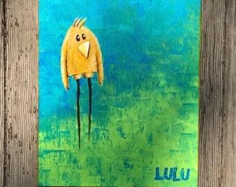 YellowBird Painting
