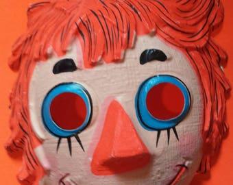Raggedy Ann Mask