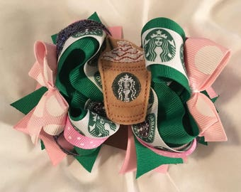 Starbucks Boutique Stacked Bow