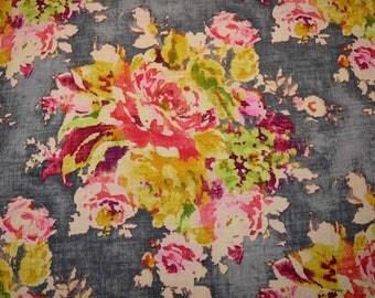 Venus Charcoal Covington Fabric