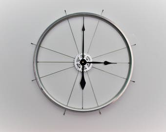 Nu Wheel Clock 5.1