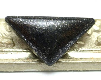 Meteorite Cabochon NWA North West Africa Stuff From Outer Space Masculine Gift Metal Rare Oddity Unique For Jewelry Making