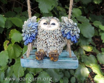 swinging owl #15