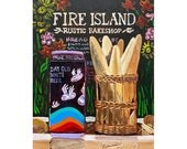 Anchorage Brewing, Fire Island Rustic Bakeshop, Gift for Foodie Friend, Gift for Baker, Alaska Craft Beer Gift for Him Under 50, Bread Art