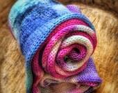 Make Magic sock blank - Handdyed fingering weight yarn
