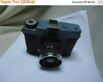 Back Open Sale Vintage Diana F 35mm Camera From Estate, Not Tested Display Only, collectable
