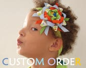Custom order from Larimarandsilver