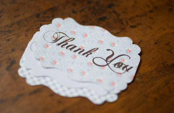 Shabby Chic Sticker Labels READY TO SHIP