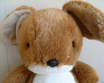 Vintage Plush Bunny Rabbit Super Soft