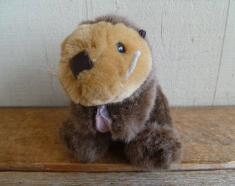 Monterey Bay Aquarium Plush Sea Otter
