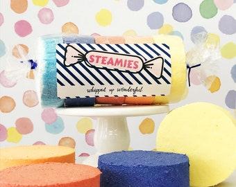 Shower Steamies - Shower Steamers, aromatherapy, steam shower