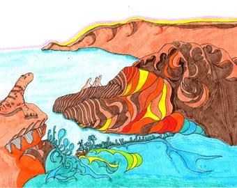 La Jolla Cove seals