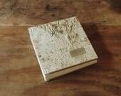 RESERVED for Stevie - Custom Birch Scrapbook