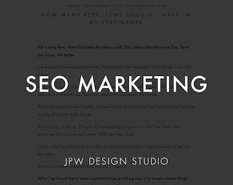 SEO Course | Search Engine Optimization, Google Keywords, Blog Management, Blog Course, SEO Classes, Blogging, Keywords