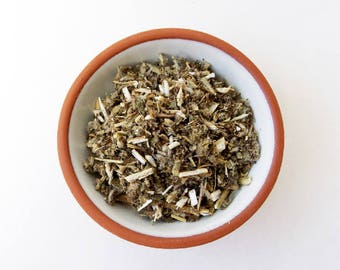 Horehound Herb - Cut and Sifted, Herbal, Herbal Tea, Herbal Magick