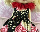 SALE Blythe Dress & Bloomer Set - Popcorn