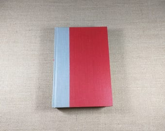 Farm Journal's Country Cook Book Vintage 50s Red Gray