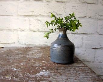 Vintage Modern Vase Studio Pottery