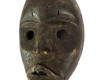 Dan Mask Deangle Liberia African Art 111084