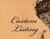 Custom Order for ecny26