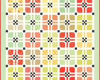 Hopscotch Quilt Pattern FT 1227G by Joanna Figueroa of Fig Tree Quilt Company