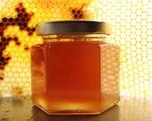 Fair Share Honey - Wild Virgin Honey from Rescued Neighborhood Bees - 9 oz Sweet Magic  !