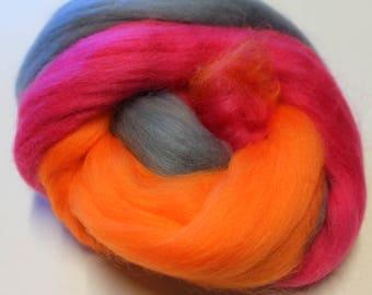 Merino wool top
