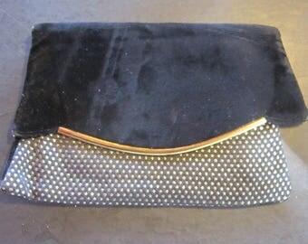 vintage clutch purse velvet with glitz sweet vintage purse