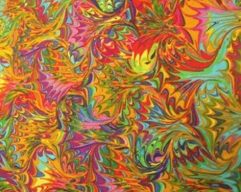 Awesome Bright Fabric RESERVED CYN