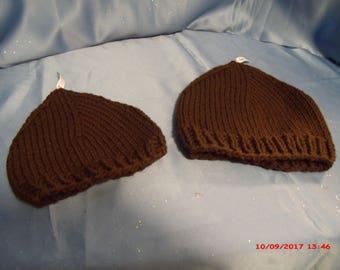 Chocolate Kiss Hat