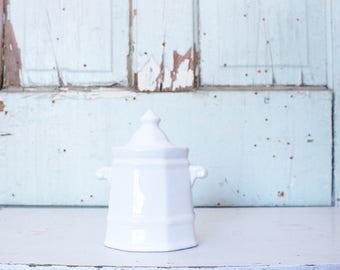 Vintage Sugar Bowl // Kitchenwares