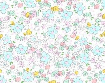 Fabric by the Yard --Meadow from Best of Sarah Jane