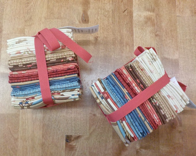 Compassion, collections for a cause, fat 16th bundle by Howard Marcus for moda fabrics