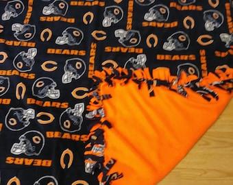 NFL Chicago Bears Fleece Blanket