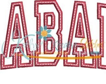 Alabama Arched
