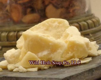 DEODORIZED COCOA BUTTER, 1 or 2 lbs. - Organic! Fresh! Top Grade!