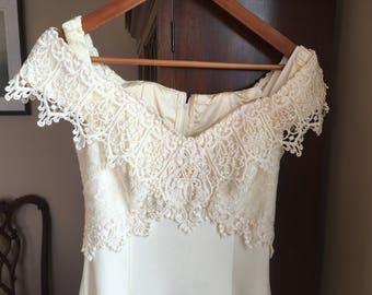 Vintage Scott McClintock size 6 dress