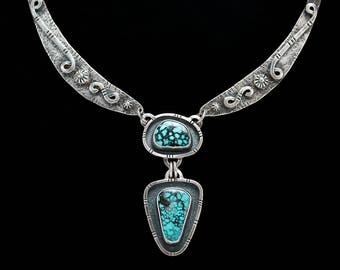 Sweetwater - Cloud Mountain Turquoise Necklace