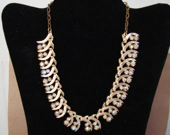 ART brand NECKLACE is adjustable 13- 16 inch long, , condition is:  looks like new. Please see description area for more info