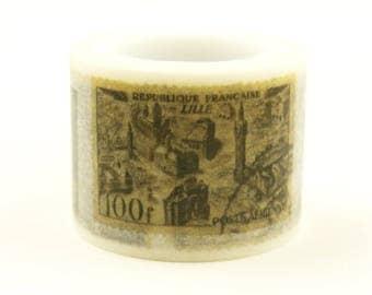 Lille - Japanese Washi Masking Tape - 30mm wide - 5.5 Yard