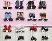 Clearance SALE! 20SGD per pair! Blythe doll shoes / boots!