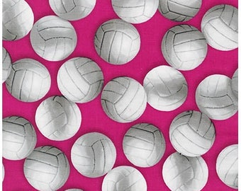 Sports Life volleyball fabric