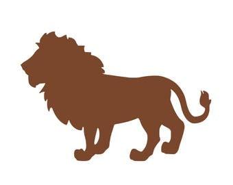 Download Lion svg file | Etsy