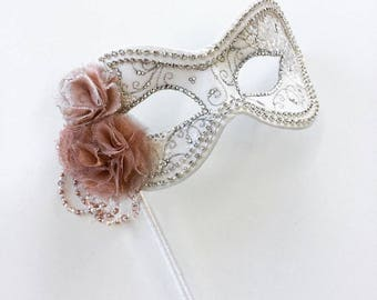 Lace Mask~  Wedding Masquerade Ball Mask