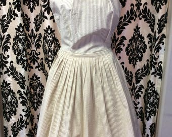 Deadstock 50's Cotton Dress Set (2-piece)