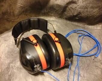 Sensory Deprivation/ Noise Canceling Headphones