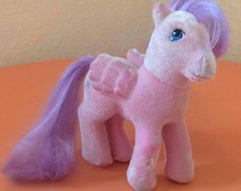 Vintage North Star G1 Year 4 So Soft My Little Pony